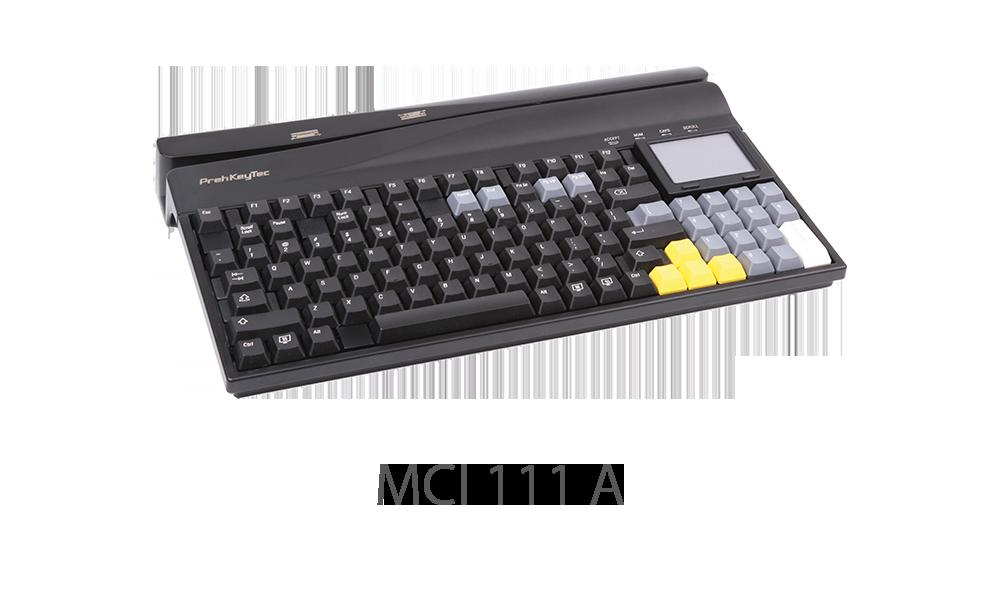 MCI 111 OCR Keyboard