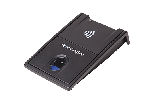 Fingerprint und RFID Leser