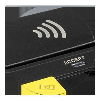 RFID in der Tastatur