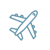 Flughafen und Fluggesellschaften
