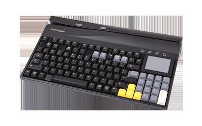 Tastatur MCI 111 mit OCR-Leser und einem 3-Spur Magnetkartenleser