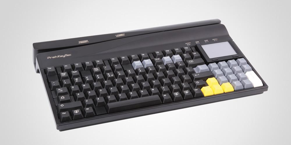 MCI 111 Professionelles OCR-Leser Keyboard