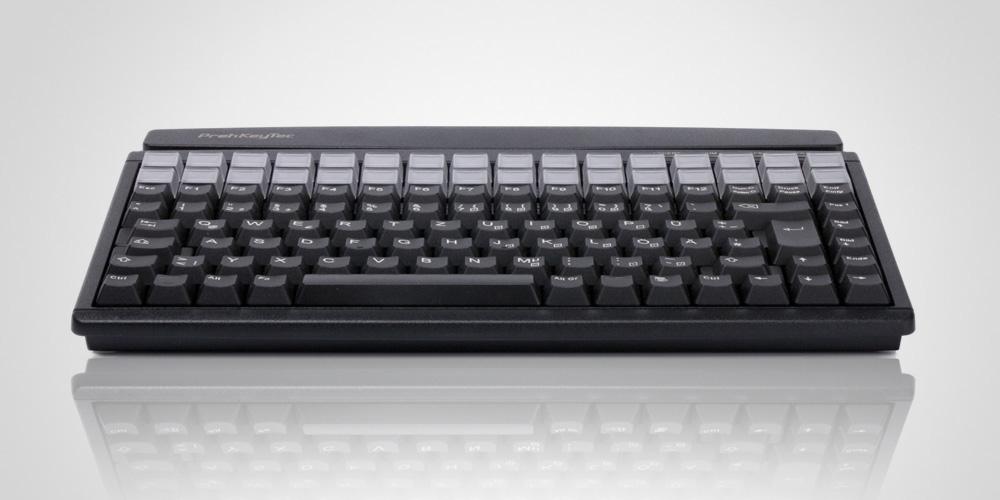 MCI 128 Einfach-, Doppel- und  Mehrfachtasten