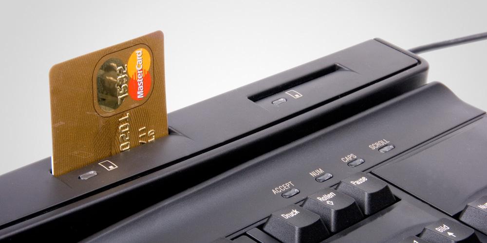 MCI 3000 und 3100 mit 1 oder 2 Smart Card Leser