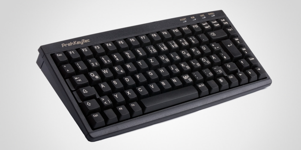 MCI 96 Strapazierfähige Kompakttastatur