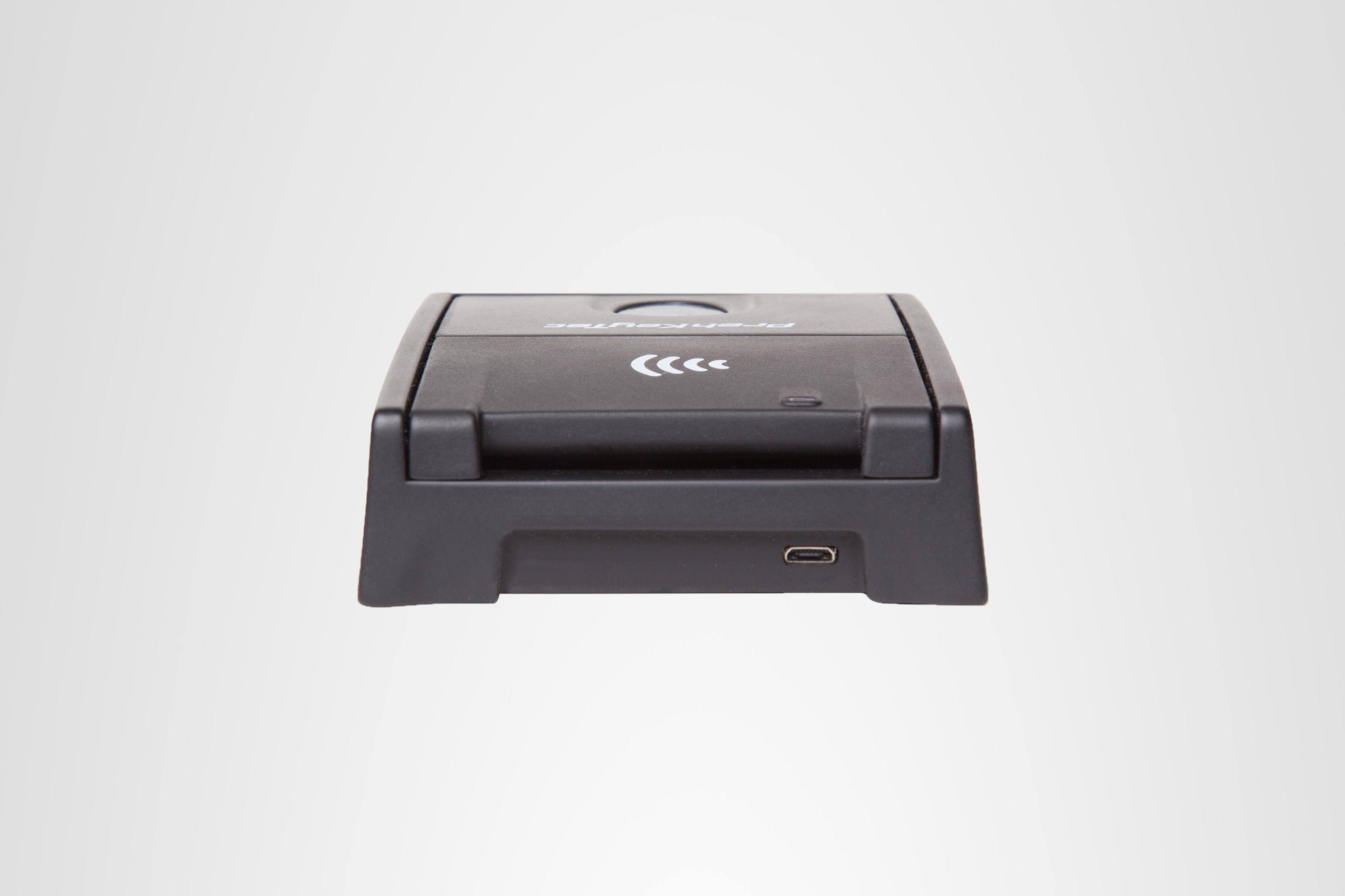 ML 4 Standalone Modul: RFID/NFC und Fingerprint